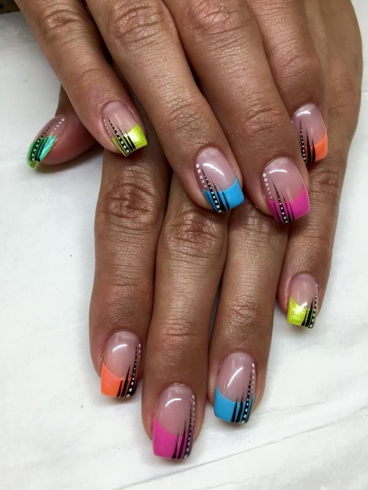 Farben Nägel