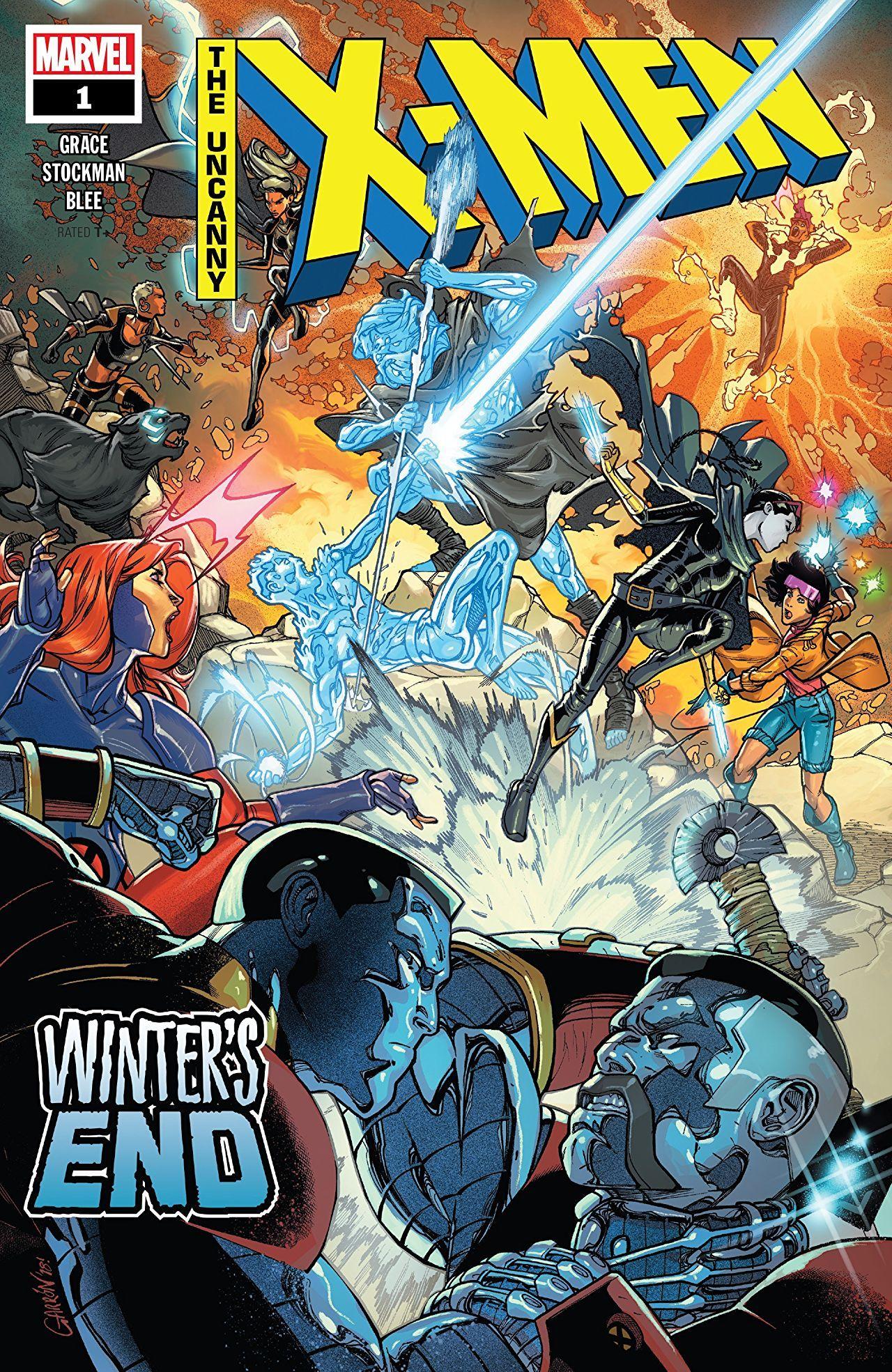 Uncanny X Men Winter S End 2019 1 X Men Comics Marvel
