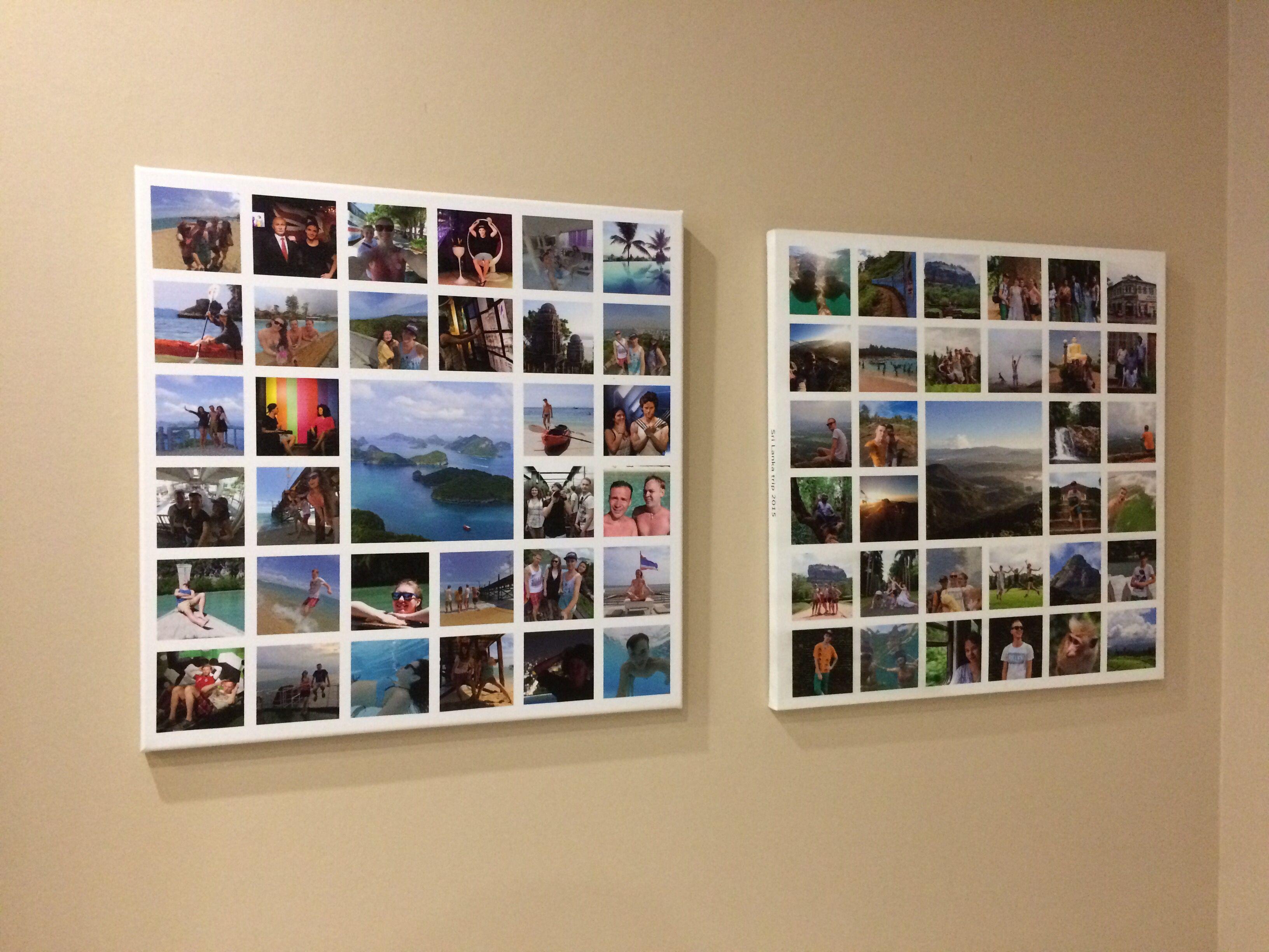 даже распечатка фотографий на стену одна основная