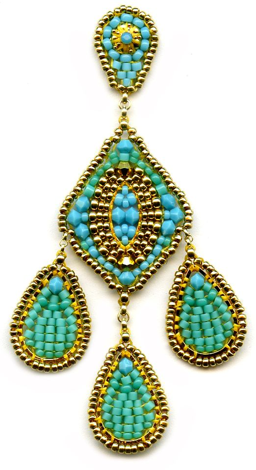 Miguel Ases Earrings E46512