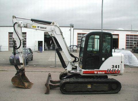 bobcat 430 excavator service manual