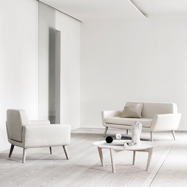 SCOPE Un Fauteuil épuré Et Très Confortable Parfait Compagnon Du - Canape tres design