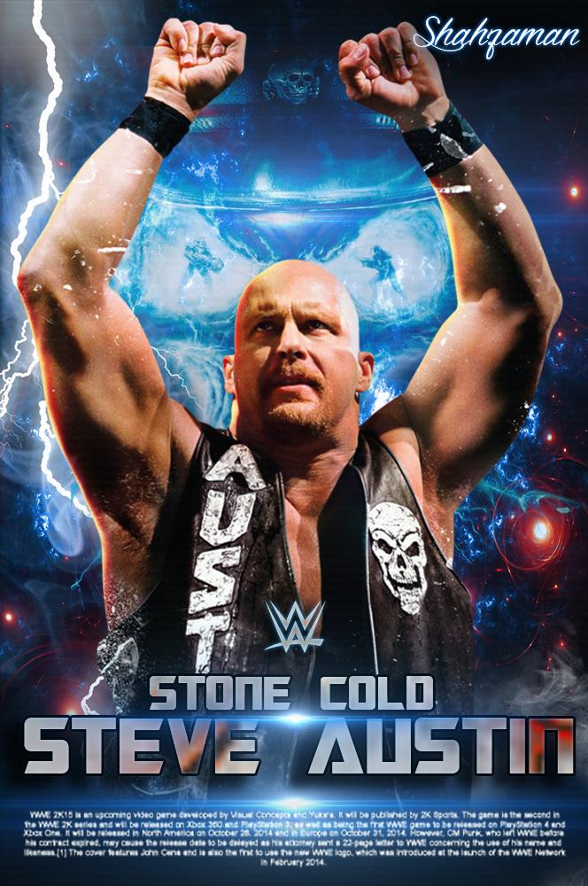 Stone Cold Steve Austin Poster Steve Austin Stone Cold Steve Austin
