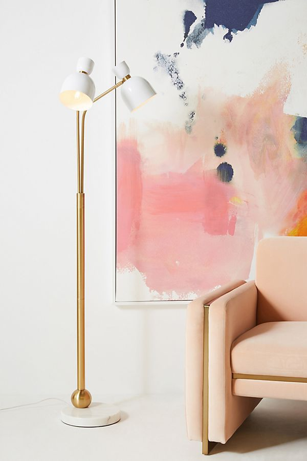 Sterling Floor Lamp in 2020 (With images) | Floor lamp ...