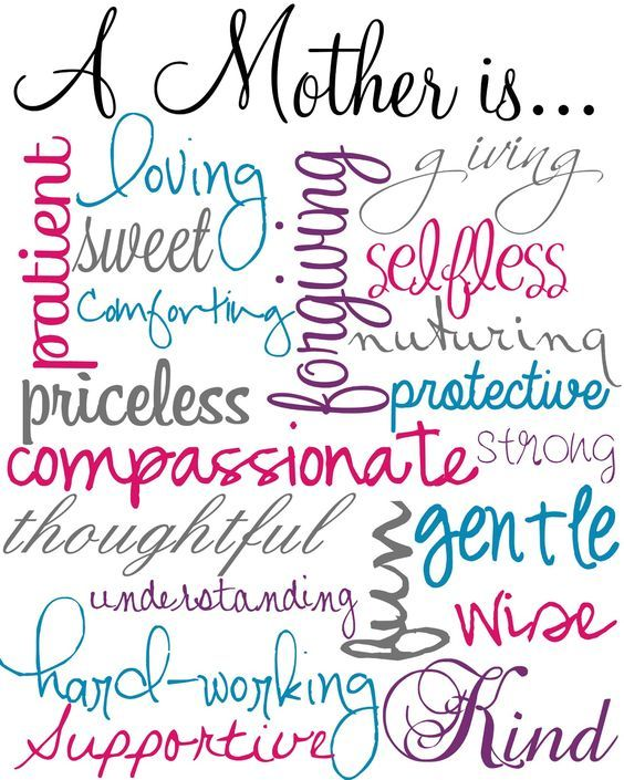 Happy Mother's Day Wishes!
