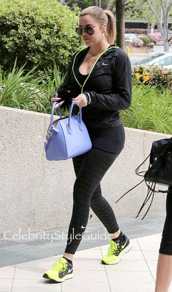 SHOP Nike Nike Impossibly Light Jacket Seen On Khloe Kardashian #khloekardashianhouse