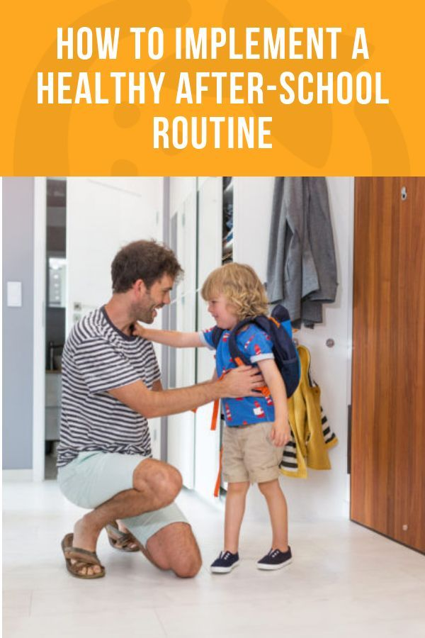 How to Implement a Healthy After School Routine – Super Healthy Kids