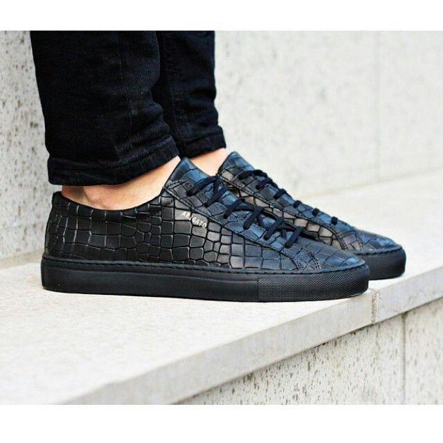 Axel Arigato Low Sneaker Black