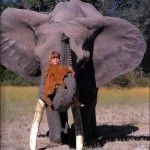 Tippi Degré creció rodeada de animales salvajes por más de 10 años, su inusual infancia le permitió entender una parte de la naturaleza que nadie conoce.