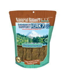 L.I.T. Limited Ingredient Treats® Immunity Support Jerky