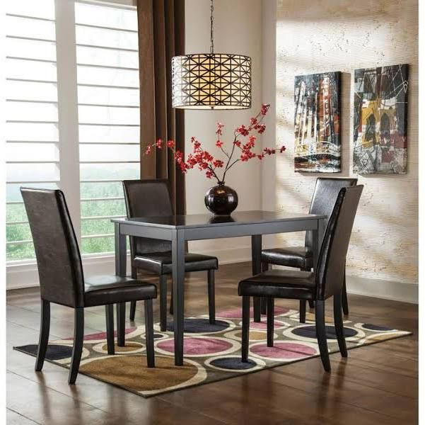 Table And Chair Set For Small Spaces  Kitchen  Pinterest  Small Delectable Dining Room Layout Design Decoration