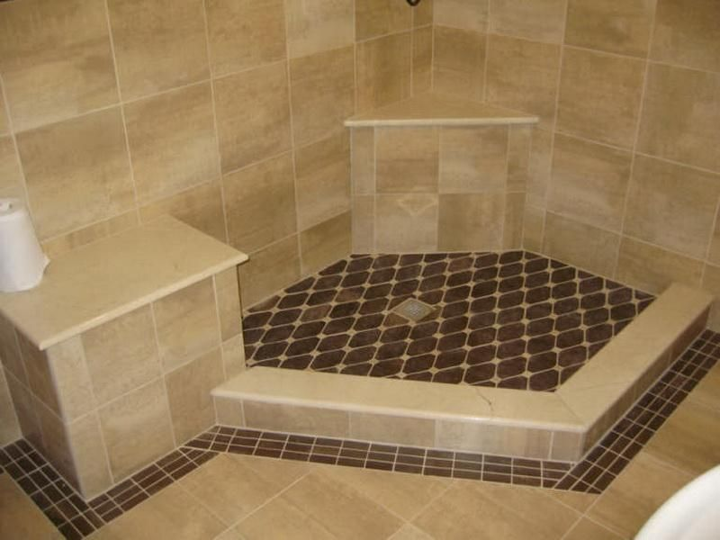 how to build a shower pan for tiles