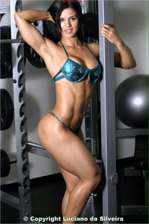muscle women Sexy