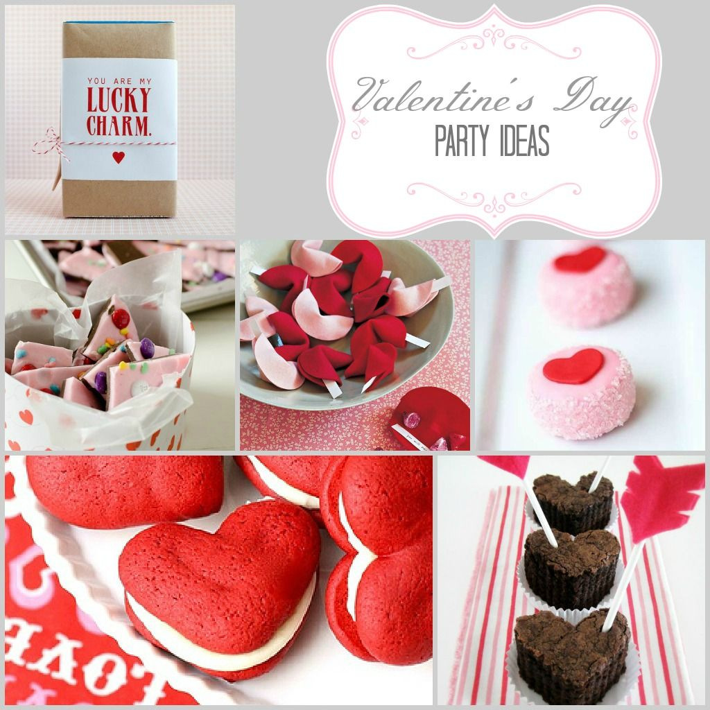 valentine idea adult day party