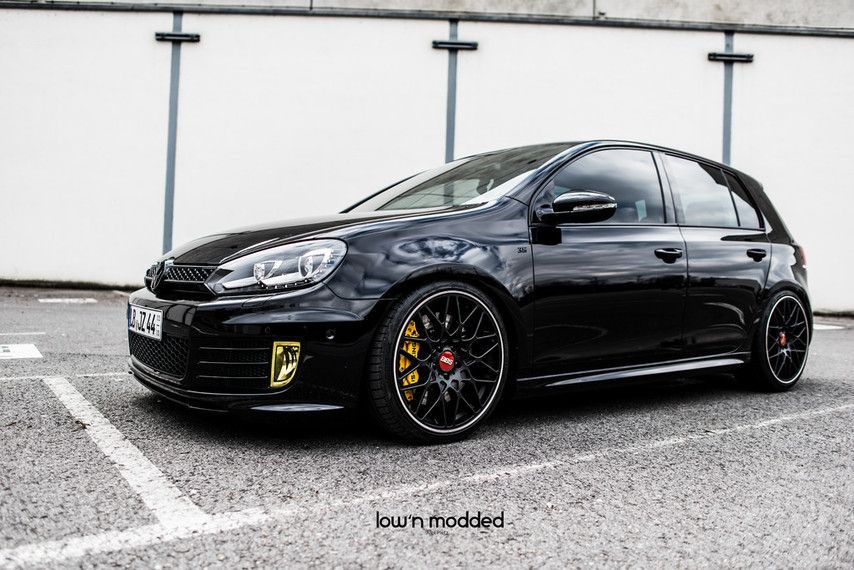 Vw Golf Gti Edition 35 Low N Modded Volkswagen Polo Volkswagen Polo Gti Volkswagen Golf