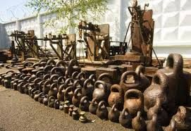 Image result for old-images-russian-kettlebells