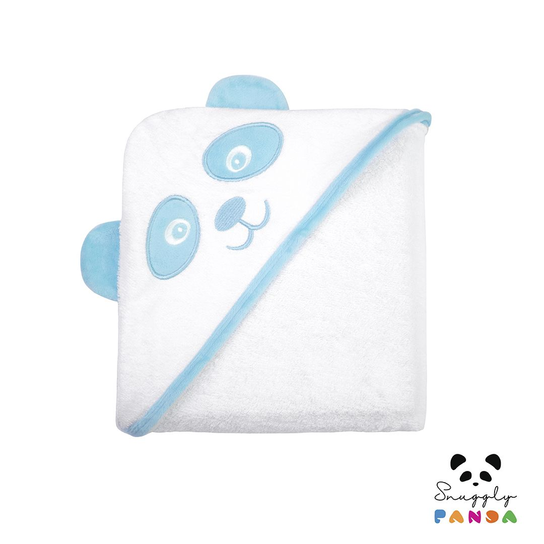 Our Snuggly Panda Bamboo Towel Is Super Soft Organic Hypoallergenic And 100 Safe For All Kinds Of Skin Conditions Defin Panda Bamboo Towels Photo And Video