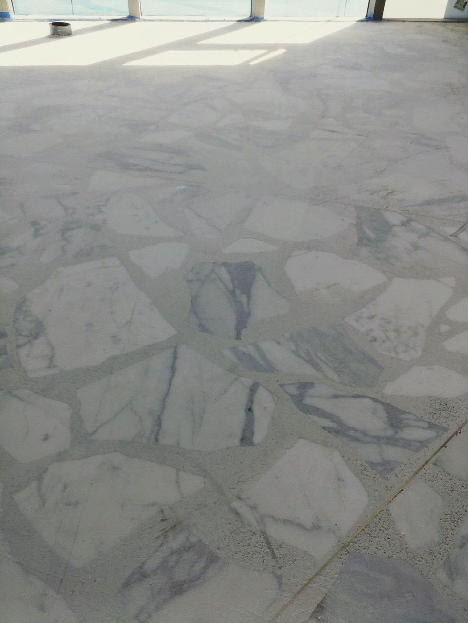 Palladiana Epoxy Terrazzo Floor Terrazzco Flooring