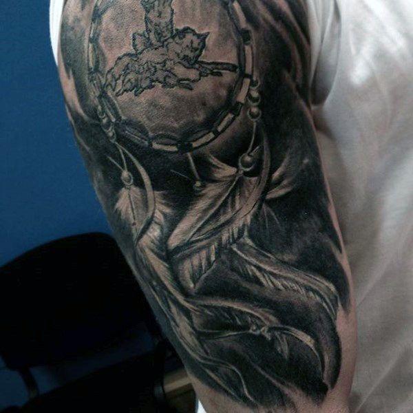 Greek Phoenix Tattoo Designs