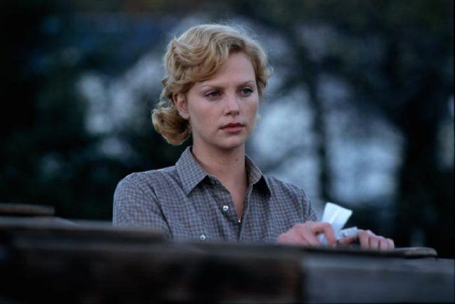 Charlize Theron In The Cider House Rules