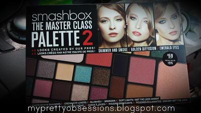 My Pretty Obsessions. Beauty Review Smashbox Master