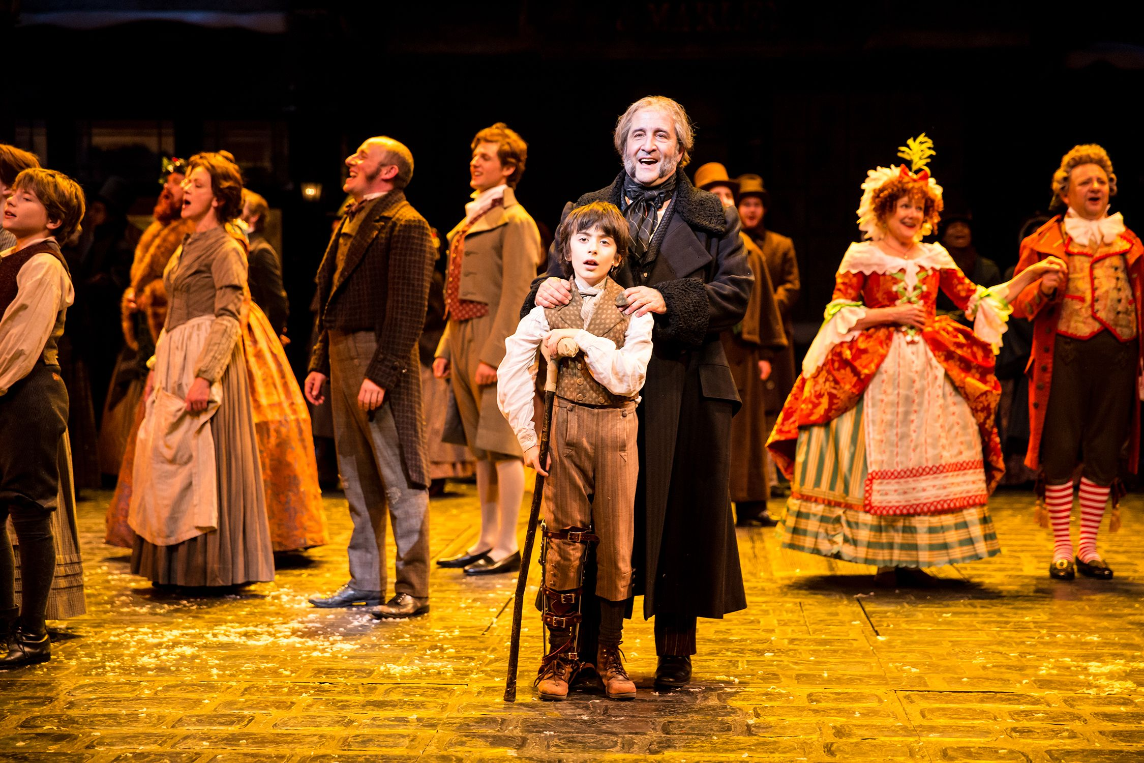 Image result for guthrie theater a christmas carol (With