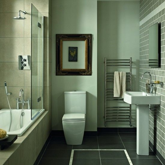 built in tub and shower. Logic Built In Bath From Fired Earth  Shower Baths 10 Of The Best Baths Brilliant Buys Bathroom Ideas Photo Gallery