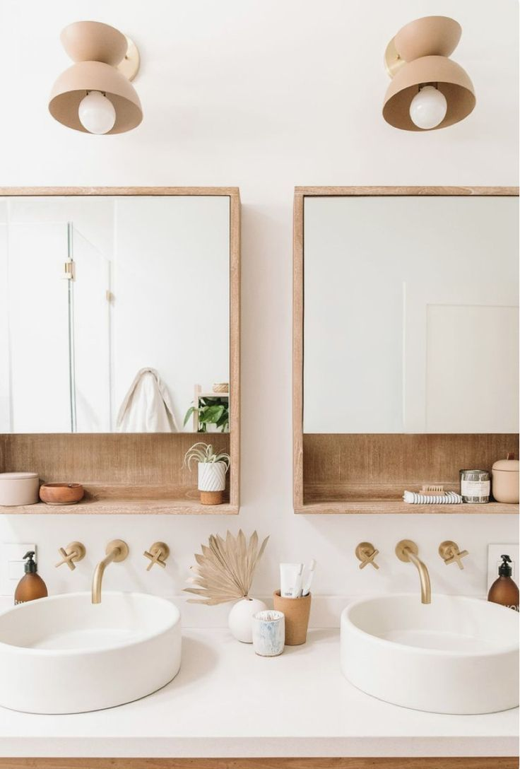 Photo of Couple bathroom #bathroom #decor – #bathroom #washbasin #couples