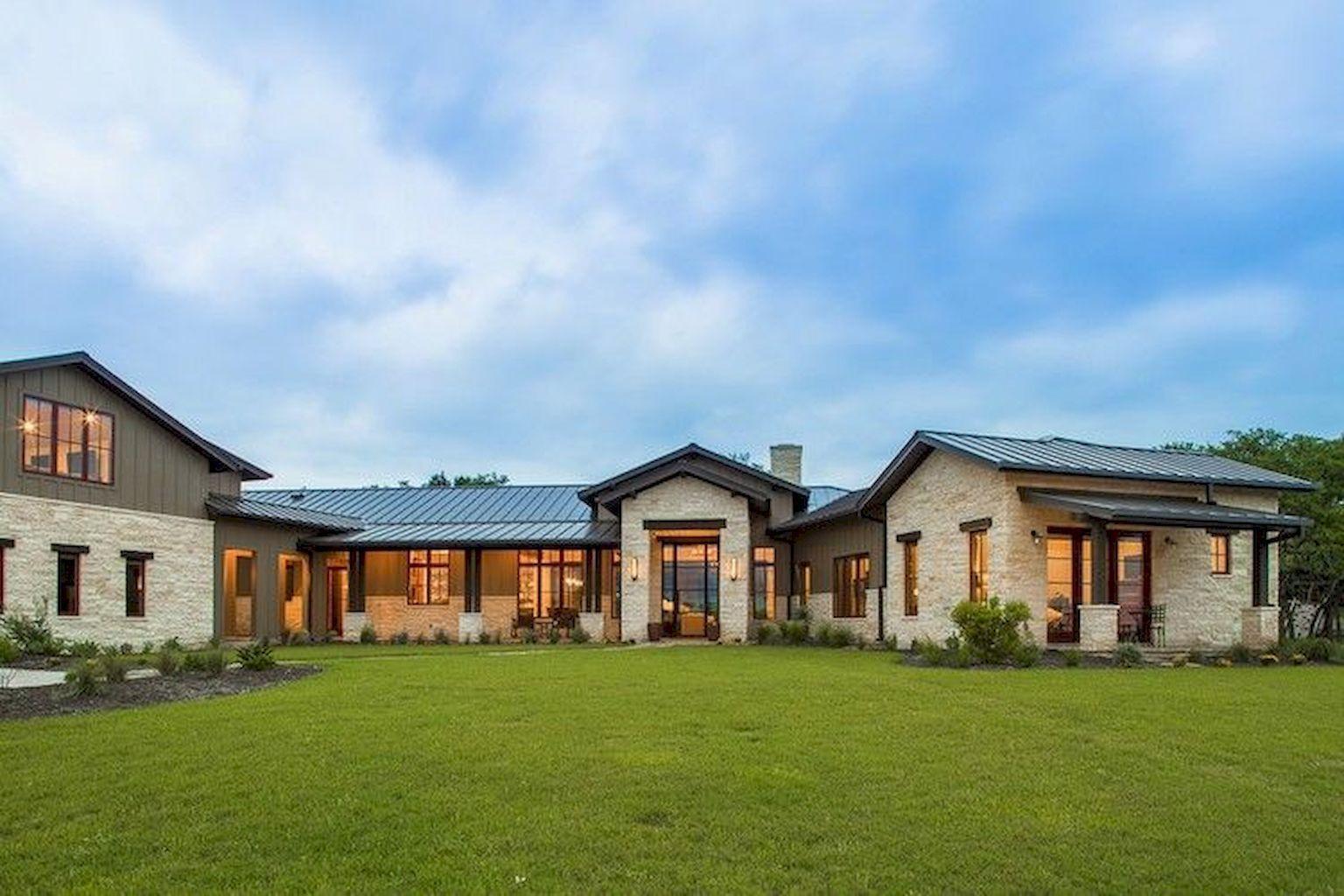 modern farmhouse style homes