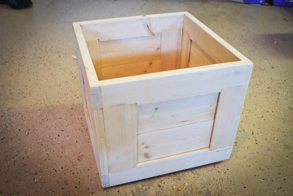 How To Make A Manly Gift Box Man Crates Crate Diy Diy Gifts For Men