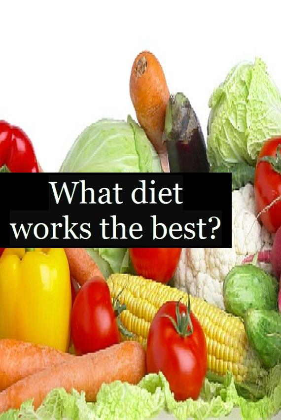 what diets work best