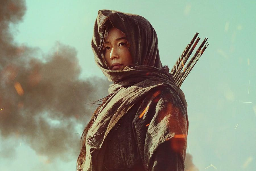"Watch: Jun Ji Hyun Confidently Seeks Vengeance In ""Kingdom: Ashin Of The North"""