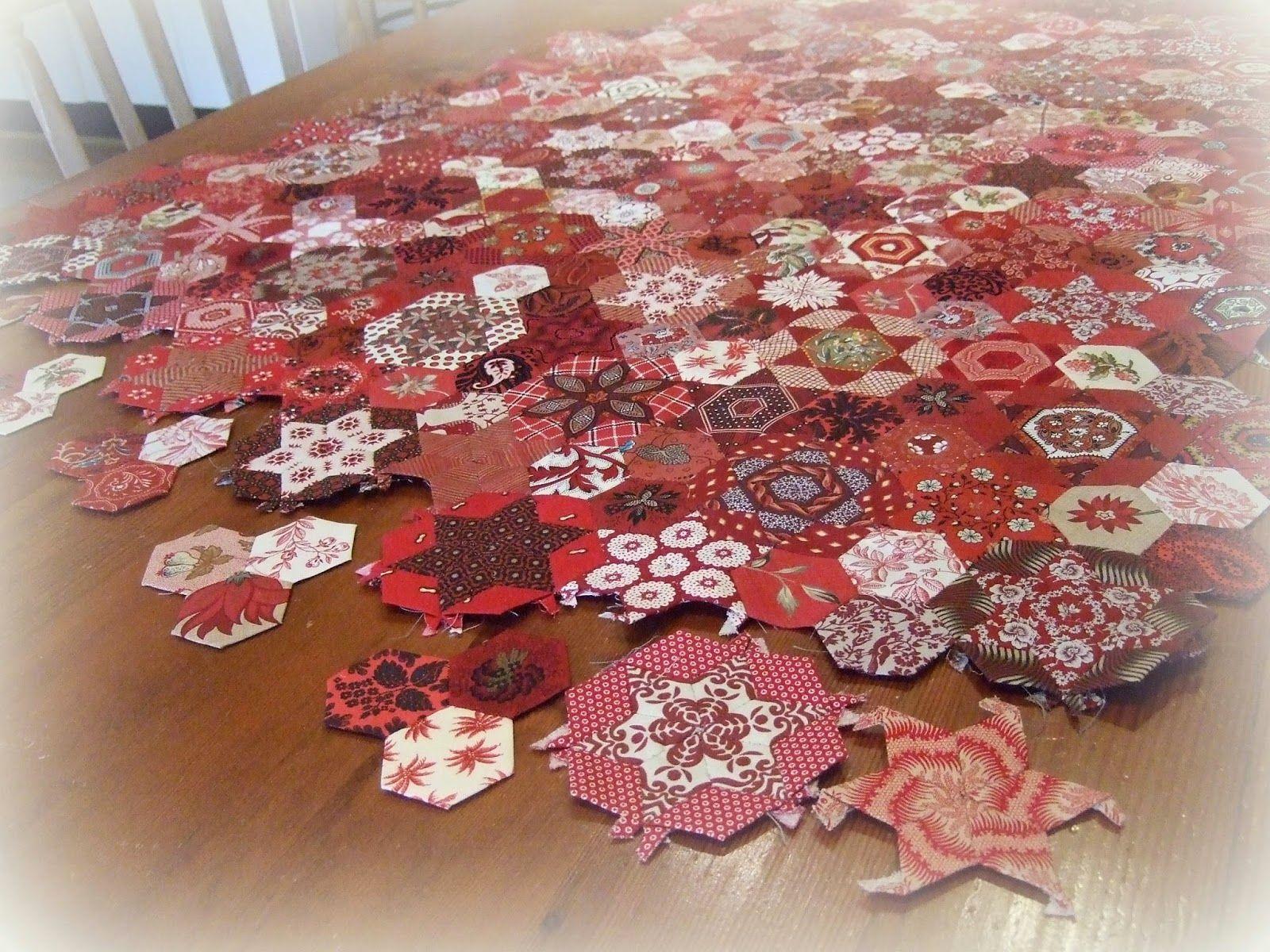 Every Stitch: Ann Randoll quilt