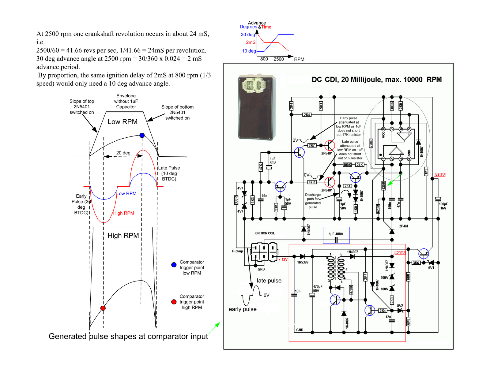 Dc Cdi Schematic Updated Techy At Day Blogger At Noon And A Hobbyist At Night In 2020 Diagram Wire Electronics Circuit