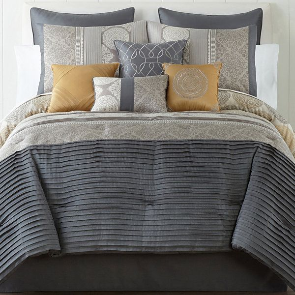Home Expressions Celeste 10 Pc Comforter Set