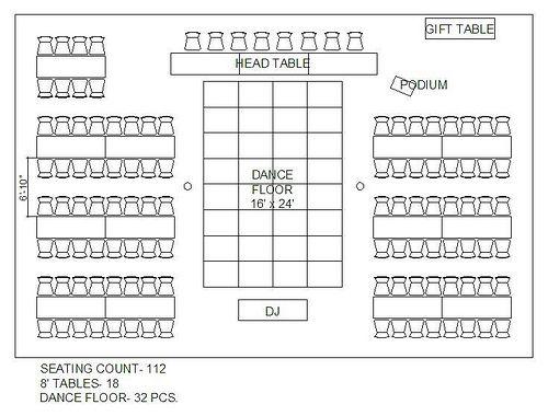 Wedding reception table layout template also juve cenitdelacabrera rh