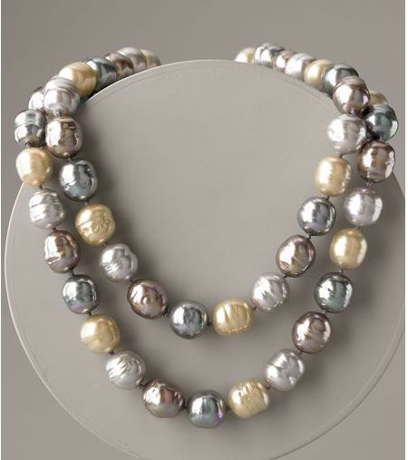 Mallorca Pearl Necklace: Pin By Homaida Mohammed On Pearls