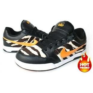 the latest 01e04 b4c27 Nike 6.0 Air Mogan Tiger Black Sunbeam