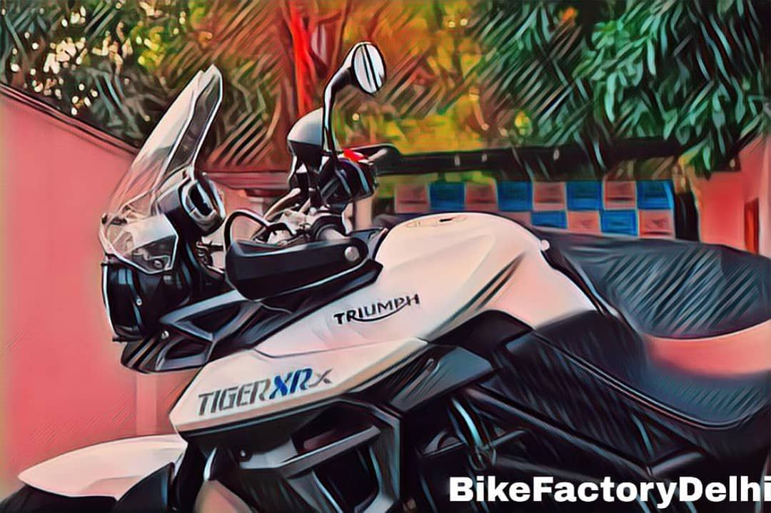 Triumph Triumphtiger Triumphtigerxrx Triumphindia