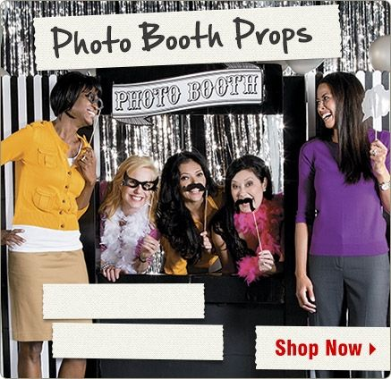 Photo booths! High quality promotional photos, cabin photos, camp bff photos, etc! Shop around for cheap & fun props