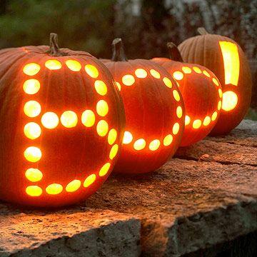 Boo-tiful Pumpkins