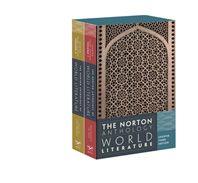 Book Cover Norton Anthology World Literature Literature
