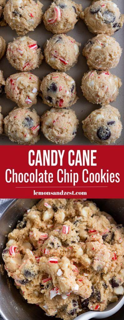 Weich und zäh, so wie ein Schokoladenkeks sein sollte - diese Pfefferminz-Kekse sind Ihr neues Lieblingsweihnachtsgebäck! Nehmen Sie diese in die c ...