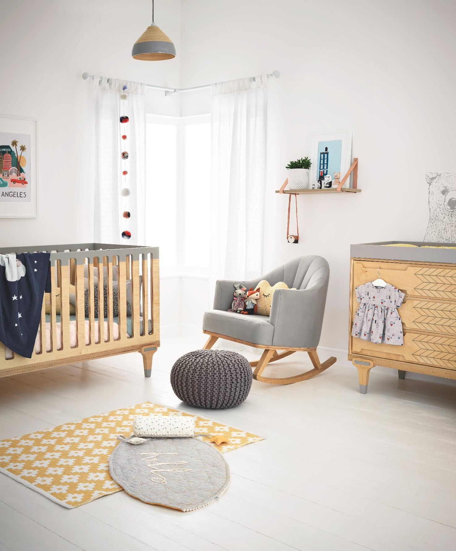 Bunny Clyde Is A Irish South African Nursery Brand That Create Timeless Design Led Furniture For Children The Range Of Heirloom Quality And