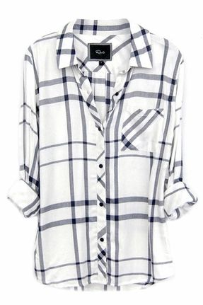 1eb6ea42ad Rails Hunter Plaid Shirt in Cadet Blue on shopstyle.com | Fashion in ...
