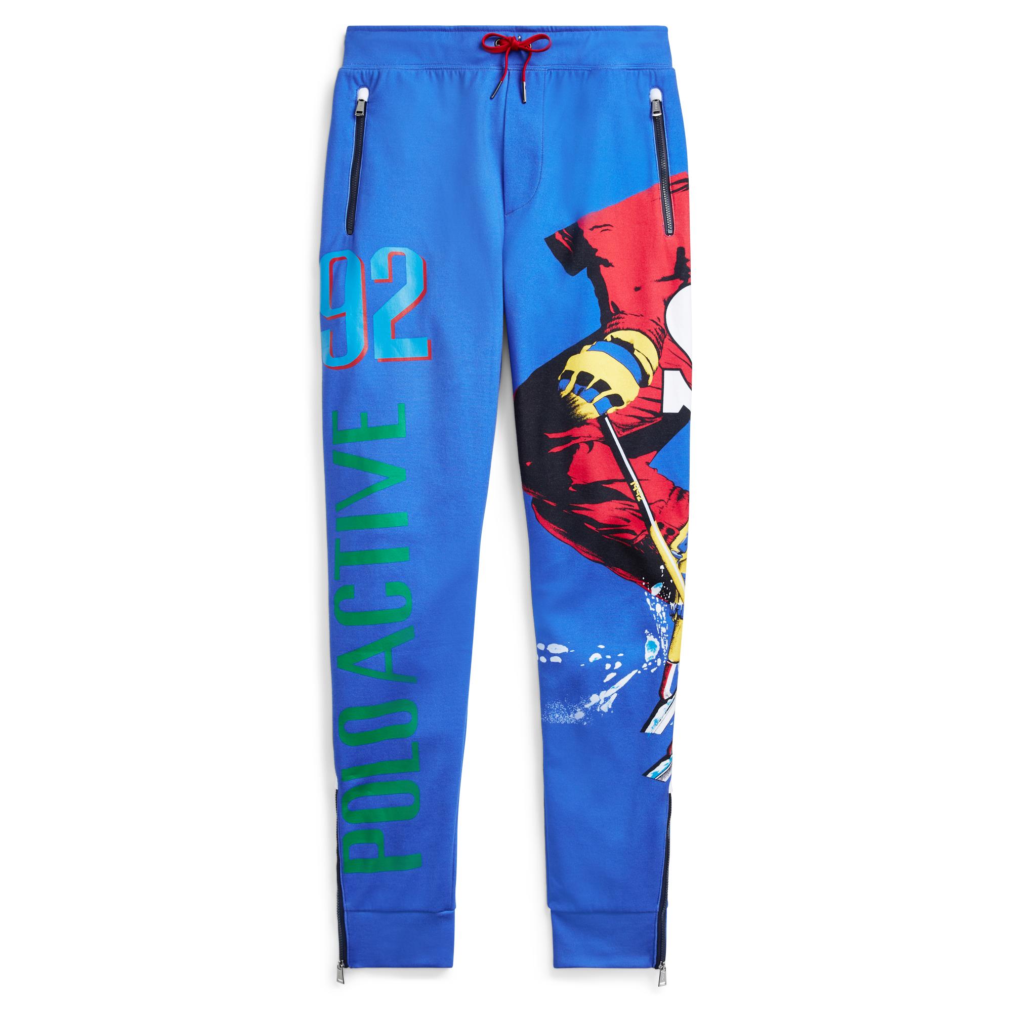 63ef60a07 Ski 92 sweatpants Athletic Pants