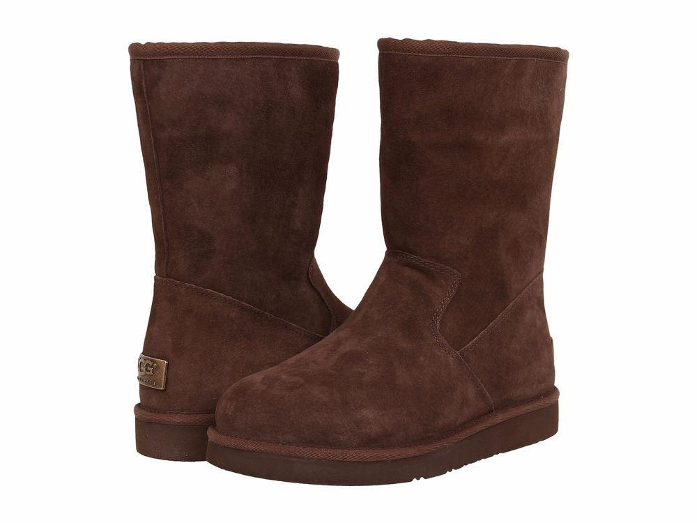 UGG Australia Pierce Women's Winter Boots - Chocolate - Size 10 Medium New