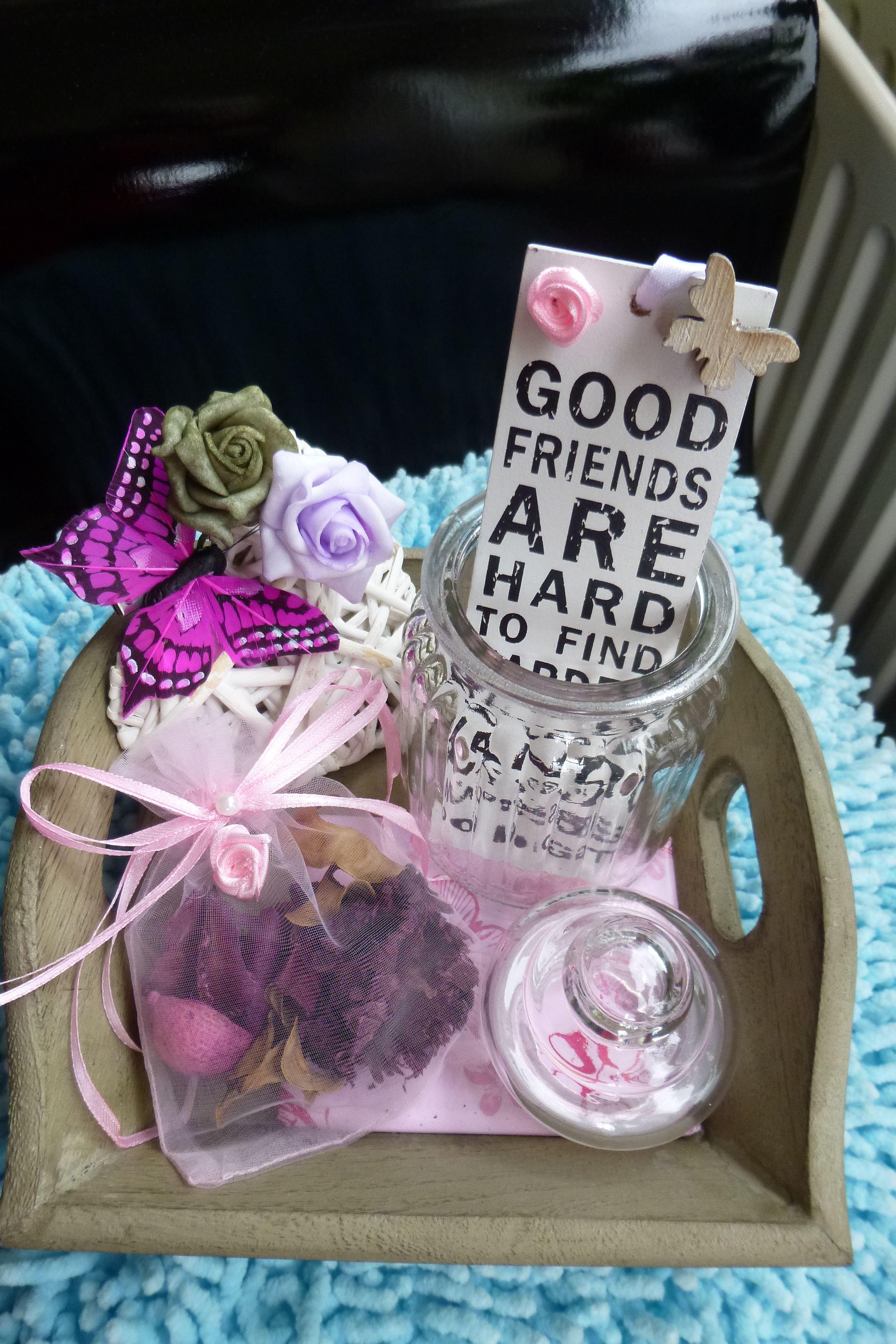 Cadeau Voor Je Vriendin Haar Verjaardag