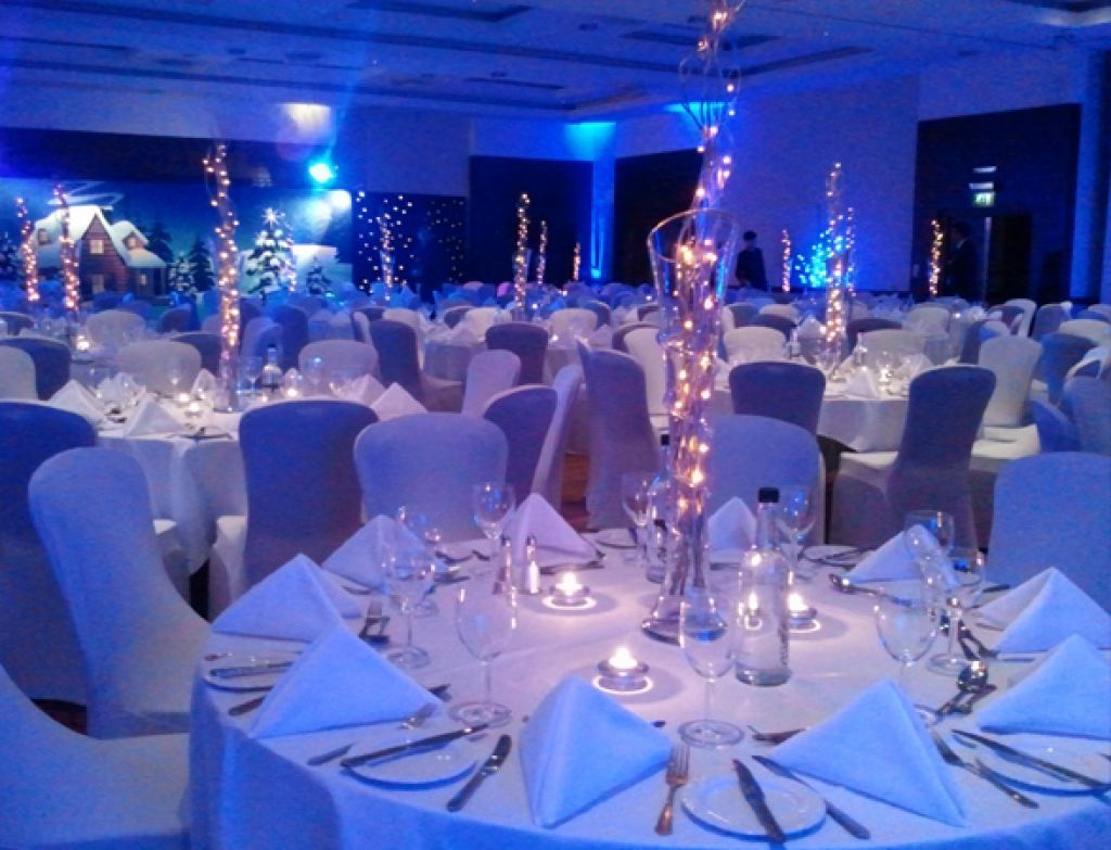 Corporate christmas party decorations - photo#20