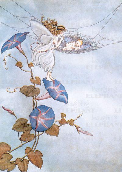 Editor: Blue Lantern Publishing Fairies Illustrator: Ida Rentoul Outhwaite Imprint: Laughing Elephant'